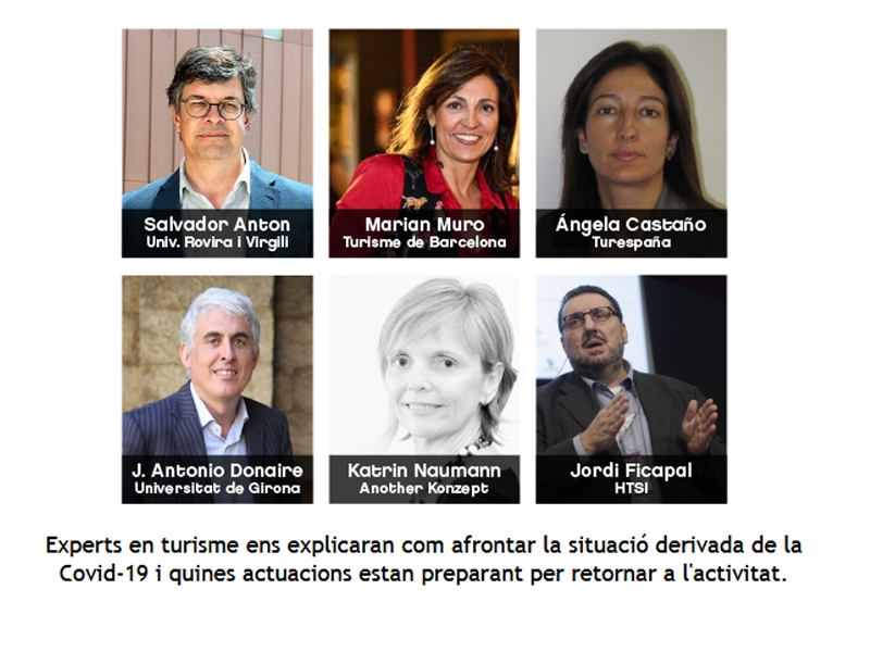 Llotja Virtual. Reactivem el turisme