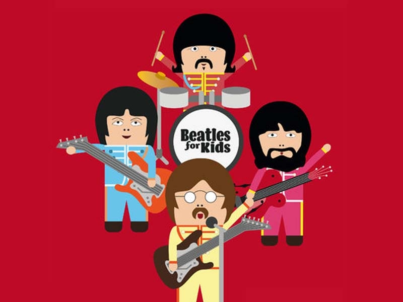 'Beatles for kids' al Teatre Poliorama