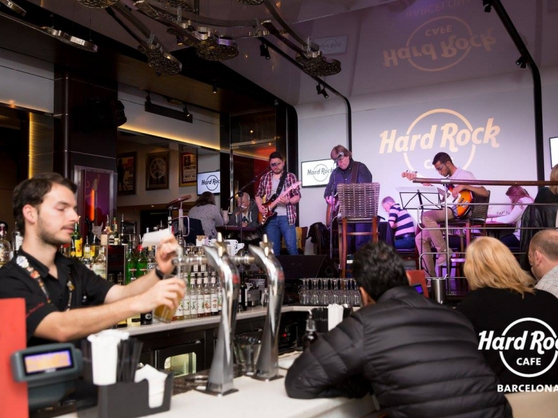 Hard Rock Cafe Barcelona (2)