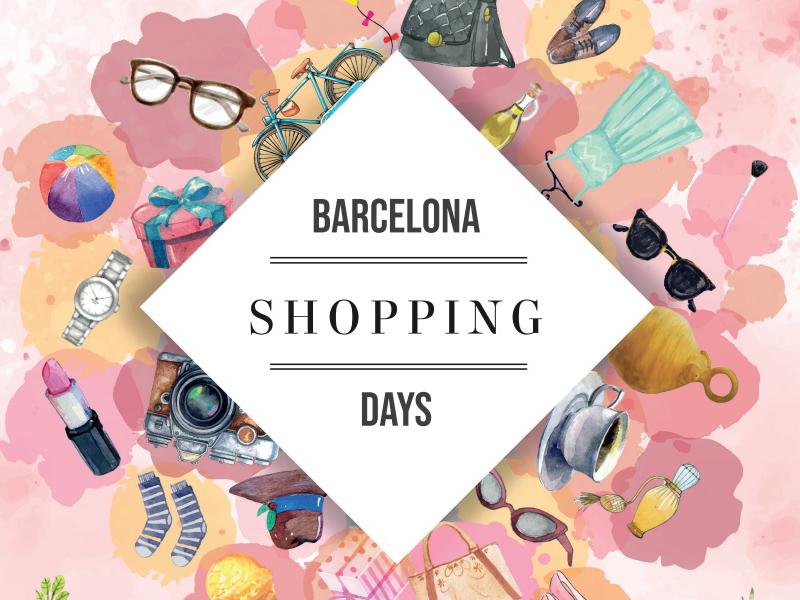 Barcelona Shopping Days - Diumenges d'obertura comercial